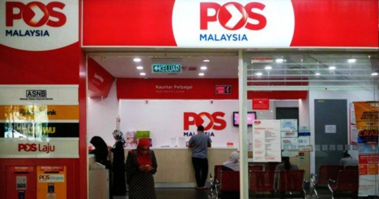 pejabat pos malaysia