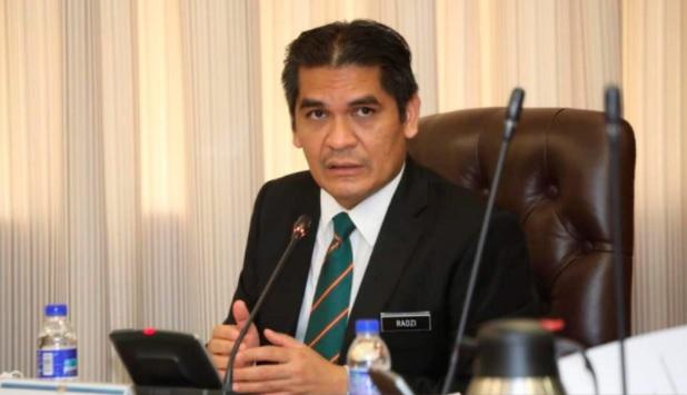 Datuk Dr. Radzi Jidin