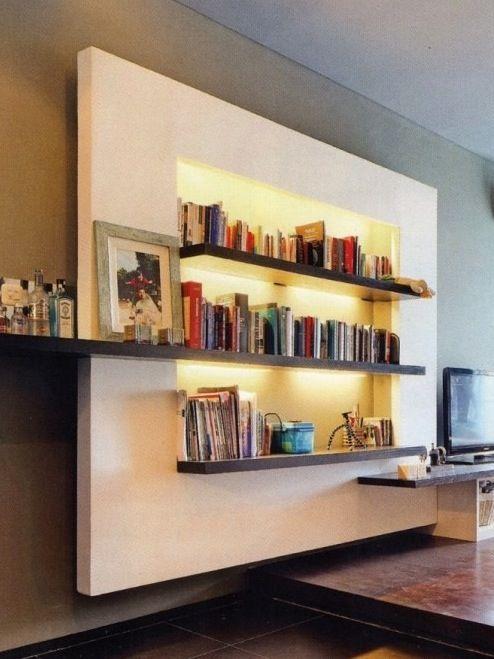 10 formas de usar Tabla Roca en la decoracin de tu