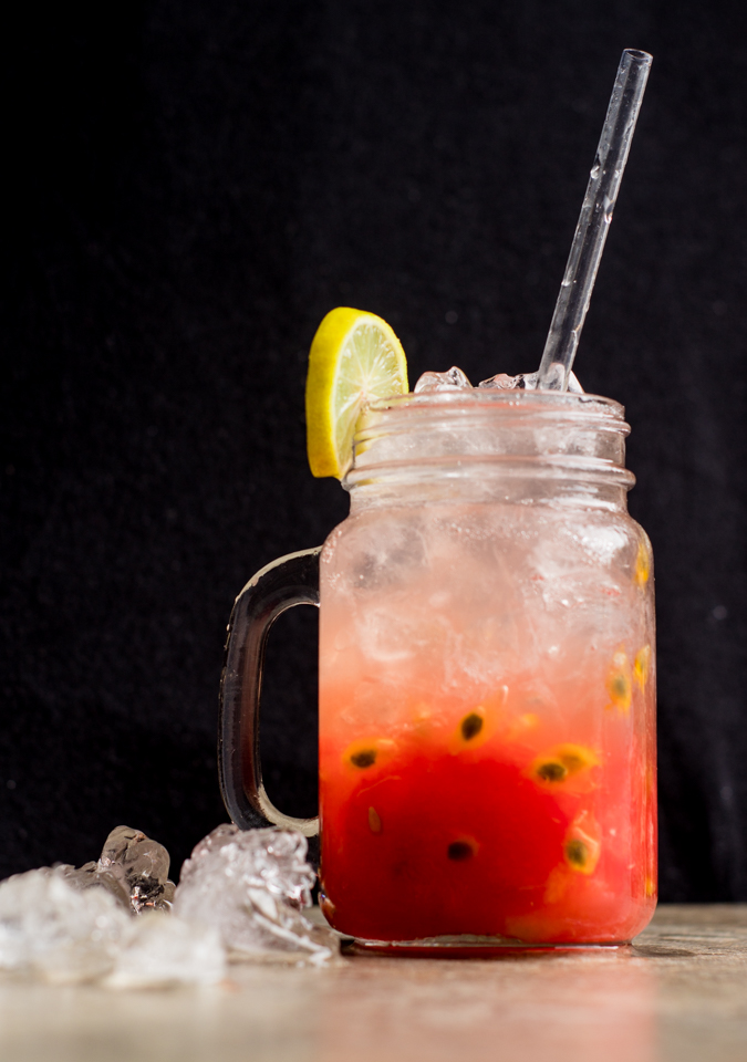 Watermelon Passion Spritzer