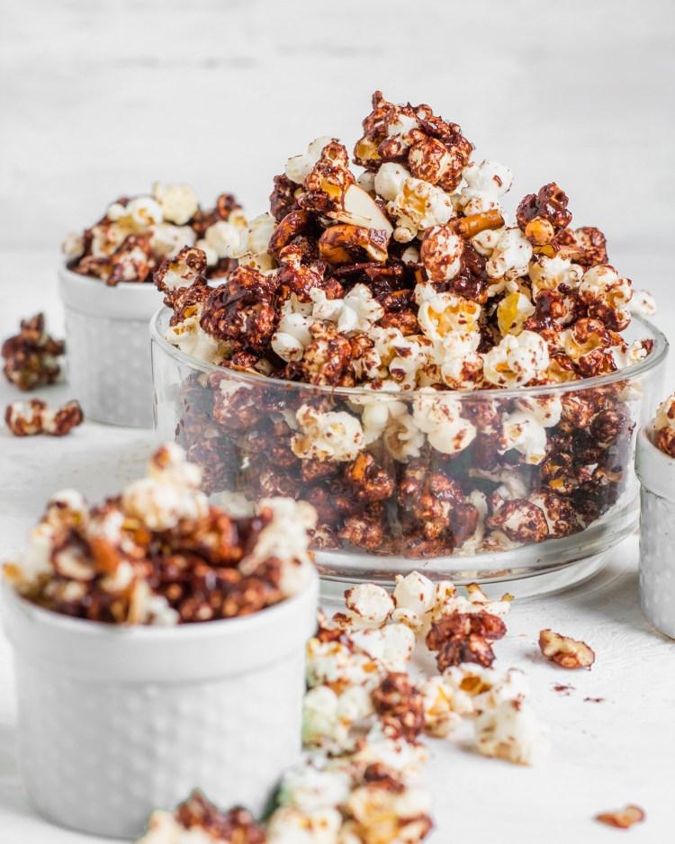 Chili Chocolate Popcorn