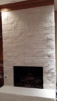 Fireplace | LimeCoat DFW