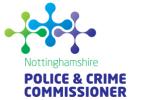Nottinghamshire PCC Logo