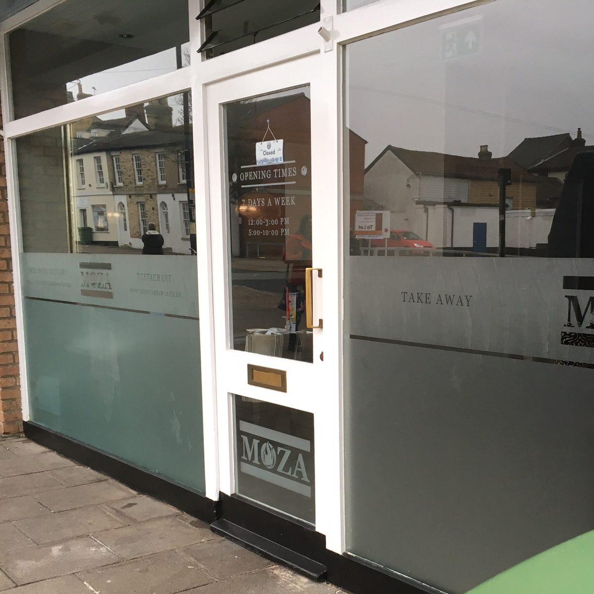 Shop Signs in Bury St Edmunds, Suffolk