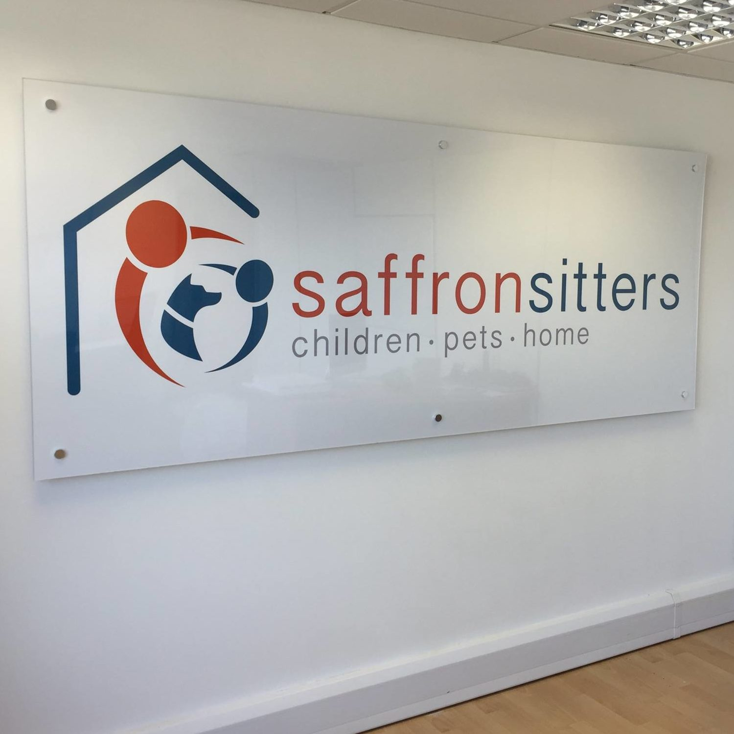 Acrylic Indoor Signage in Bury St Edmunds, Suffolk