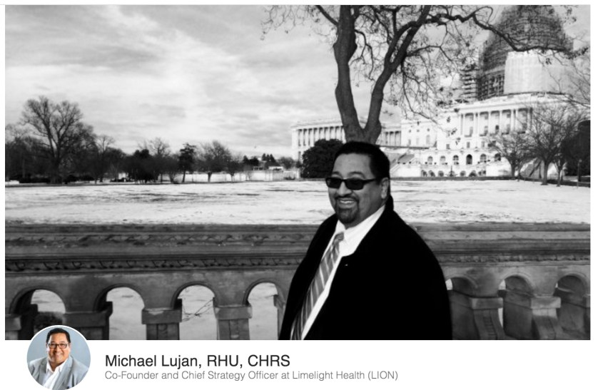 Michael Lujan LLH Blog