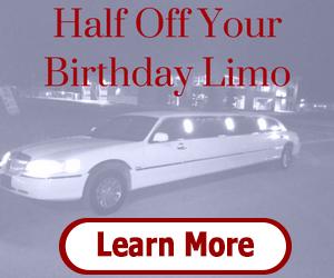 Limelight Limo Saskatoon Birthday Limousine Rental Special