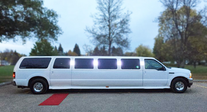 Limelight Limos Saskatoon Top of the Hops Limo Service