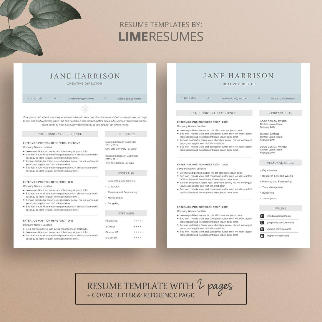 Is There A Resume Template In Microsoft Word 2007 Resume Template 31 Limeresumes