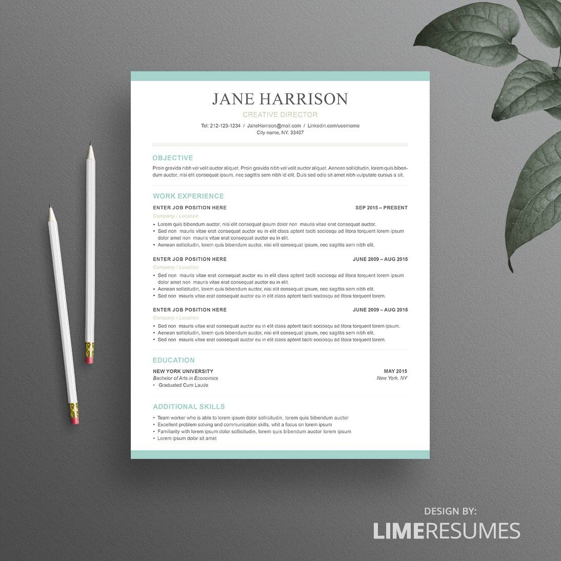 Is There A Resume Template In Microsoft Word 2007 Word Resume Template Microsoft Word Resume Templates