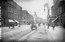 George Street, Limerick (c.1900) (Lawrence Collection)