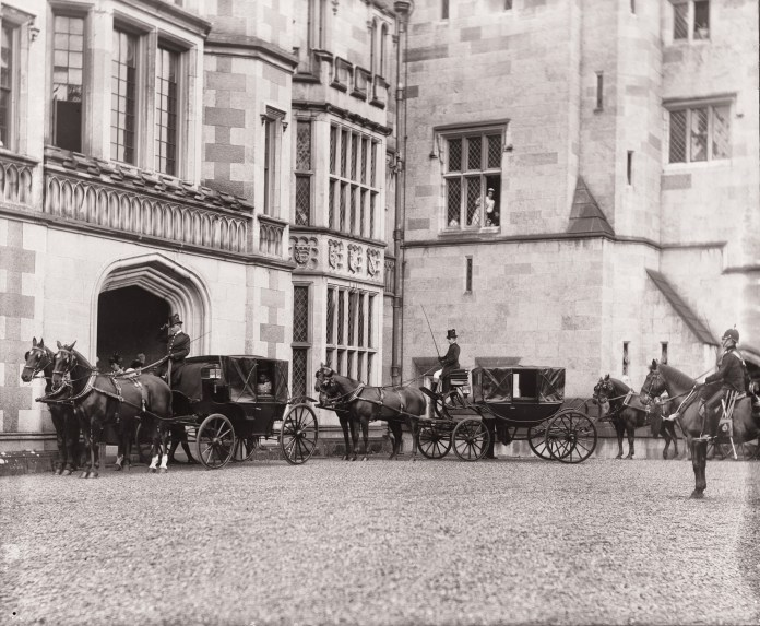 Adare Manor, Co. Limerick (1897) - Poole Collection