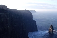 Cliffs of Insanity! They were insane. The Princess Bride filmed here in 1987 :)