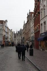 Downtown Bruges