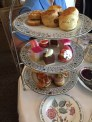 Afternoon tea: scones, desserts, and dinner nibbles