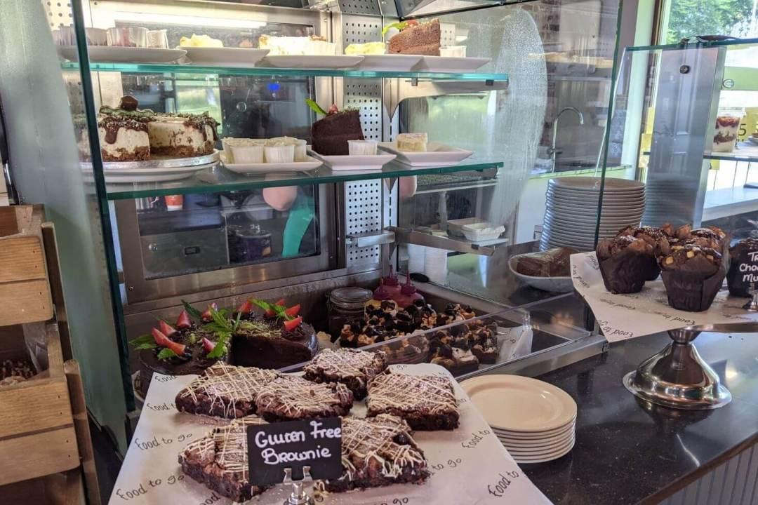 Barnagh Greenway Hub   Platform 22 Cafe   Delicious Food