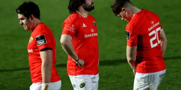 """""""Some of the guys are still struggling"""" after Leinster loss"""