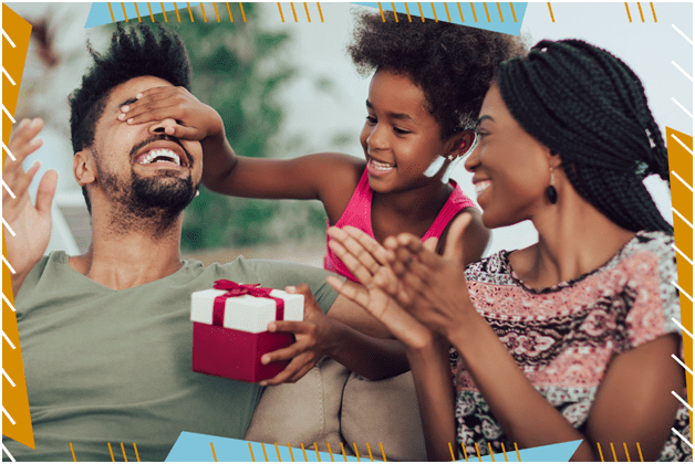 A travel tour gifts father's day