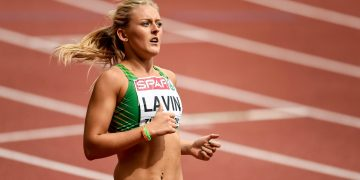 Sarah Lavin helps Irish team qualify for 2022 World Championships