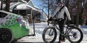 Tips to help your bike rack stay in tip-top shape all winter long.
