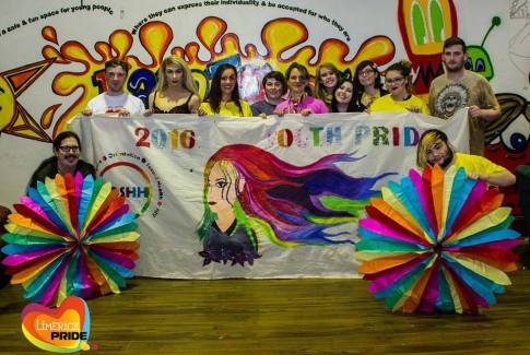 Pride Youth Party