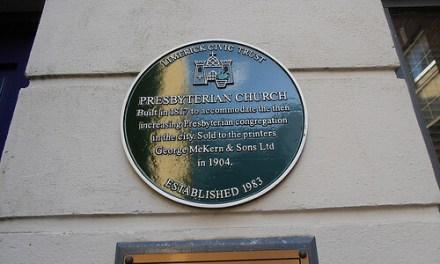 Presbyterian Church off Glentworth Street