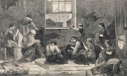 Indentured Servitude in 19th century Limerick
