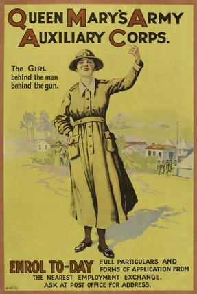 Limerick Women fatalities in World War 1