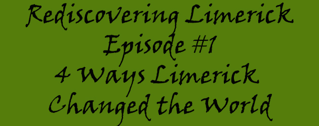 Episode 1 Rediscovering Limerick – 4 Ways Limerick Changed the World