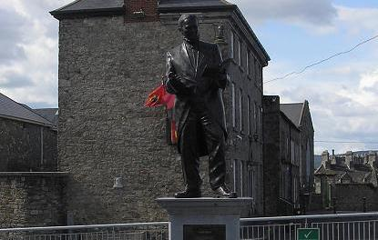 Statues in Limerick City