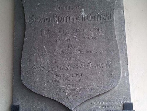 Who was John Francis O'Donnell?