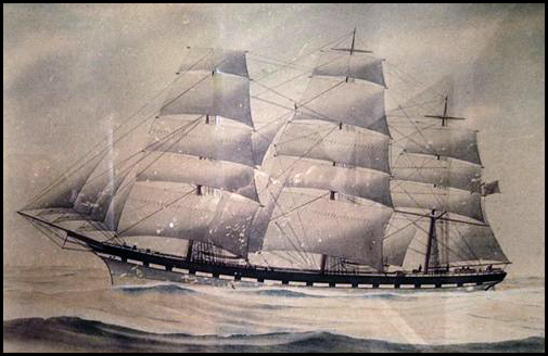 The O'Shaughnessy Brothers Journey to Australia 1863