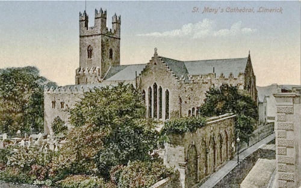 Limerick History Quiz 1