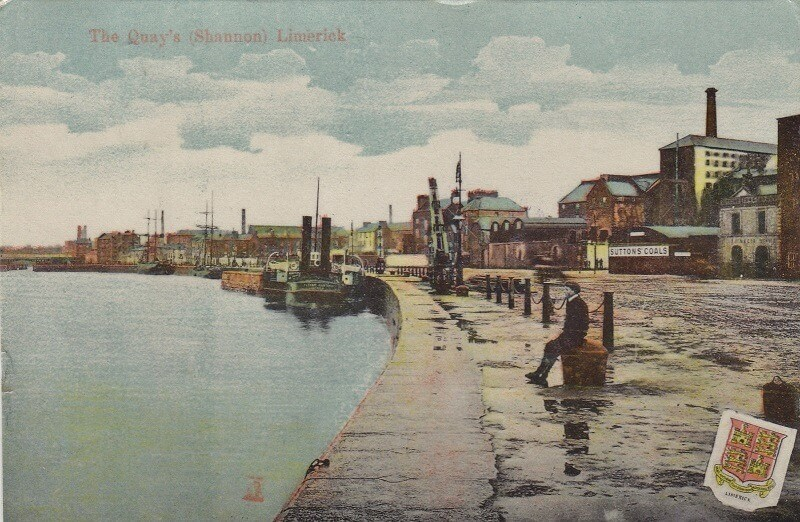 Old Images of Limerick City