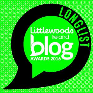 blog awards 2016