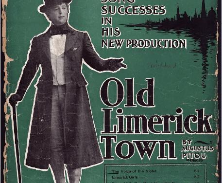 John Chauncey Olcott play – Old Limerick Town