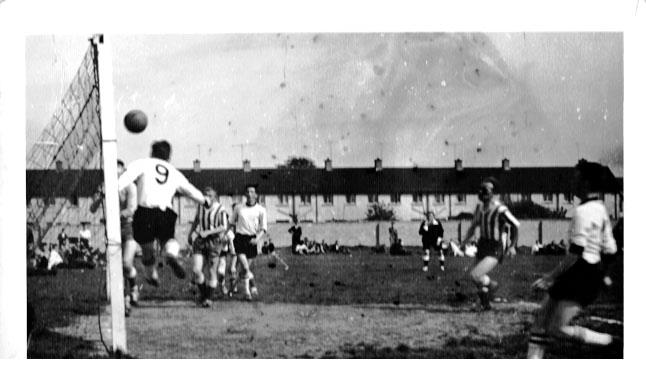 Star Rovers Limerick v Caledonians in the late 1950s
