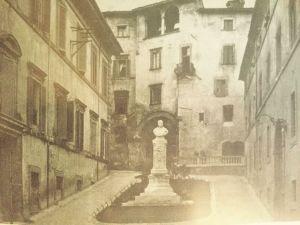 Piazza Pianciani. Spoleto