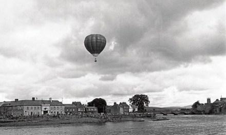 John Hampton and the Second Balloon Flight over Limerick