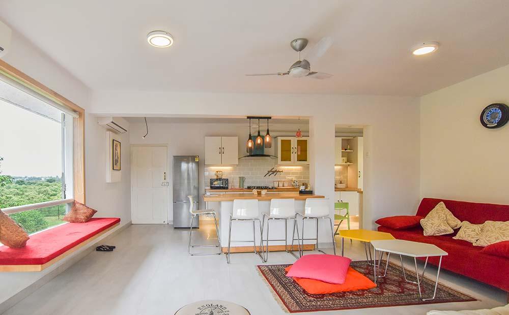 Goa-Artsy Luxury Penthouse in Candolim 11