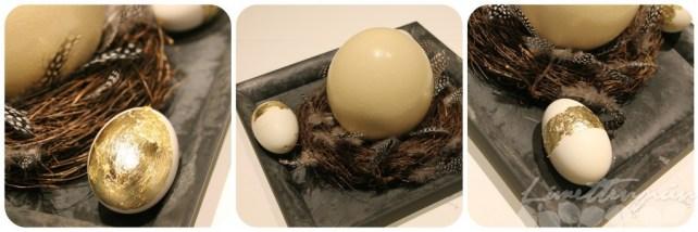 Deko mit Eiern