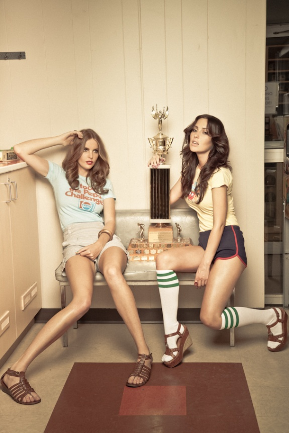 70s Bowling Alley Photo Shoot X Kevin Hagell