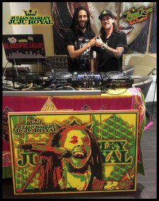 JuJu Royal Julian Marley