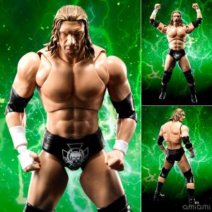 S.H.Figuarts Triple H Wrestling WWE Superstar Series
