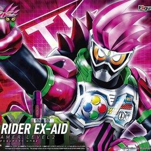 Figure-rise Standard Kamen Rider Ex-Aid Action Gamer Level 2 Plastic Model Kit Bandai