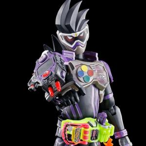 Figure-rise Standard Kamen Rider Genm (Action Gamer Level 2) Model Kit Bandai