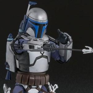 Star Wars S.H.Figuarts Jango Fett (Attack of the Clones) – Tamashii Nations Bandai
