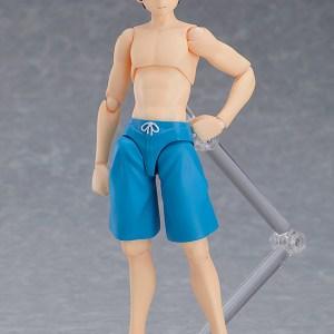 figma Male Swimsuit Body (Ryo) Max Factory GOOD SMILE COMPANY