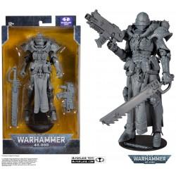 MCFARLANE TOYS– Warhammer 40,000 Adepta Sororitas Battle Sister (Artist Proof) 7 inch Action Figure