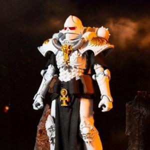 MCFARLANE TOYS– Warhammer 40,000 Adepta Sororitas (Sacred Rose) Battle Sister (Chase) Action Figure